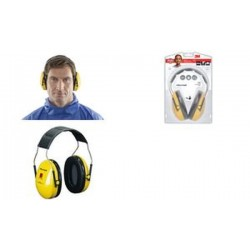 3M Peltor casque antibruit confort H510AC,jaune