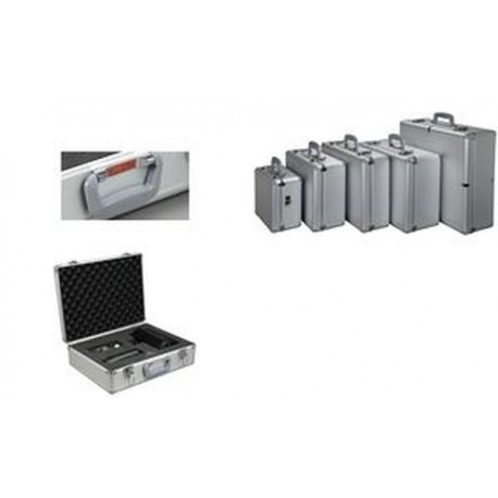 "ALUMAXX Valise à fonctions multiples ""STRATOS III"", argent"