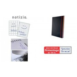 "AVERY Zweckform bloc-notes ""Notizio"", format A4, quadrillé"