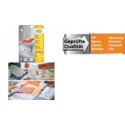 AVERY Zweckform Étiquettes multi-usages, 64,6 x 33,8 mm,