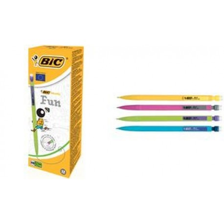 BIC Portemine Matic Fun, épaisseur du mine: 0,7 mm