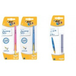 BIC KIDS Stylo à bille rétractable Learner Ball Pen Click,