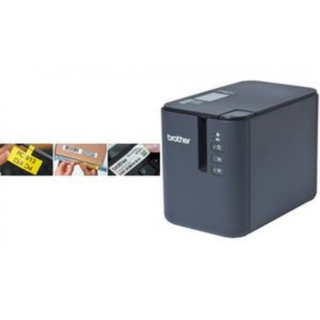 """brother Étiqueteuse connectable """"P-touch P900W"""", WIFI/USB"""