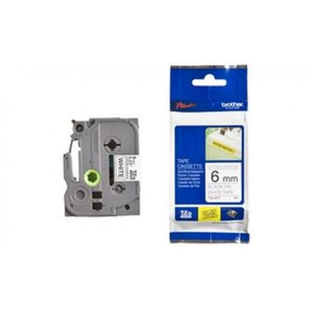 brother TZe-Tape TZe-S211 ruban extra solide,