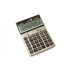 Canon calculatrice de table HS-1200 TCG,alimentation solaire