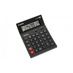 Canon Calculatrice de bureau AS-2400, alimentation solaire