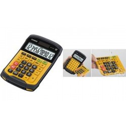 CASIO Calculatrice de bureau WM-320 MT, alimentation solaire