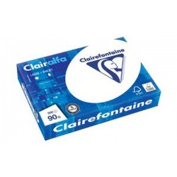 Clairalfa Papier multifonction, A4, 120 g/m2, extra blanc