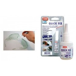 CRC Colle instantanée QUICK FIX, tube de 3 g