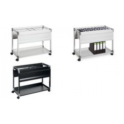 DURABLE Chariot pour dossiers suspendus SYSTEM File Trolley