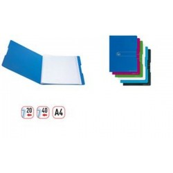 herlitz Protège-documents easy orga to go, format A4, 20