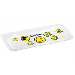 herlitz Perforateur de poche SmileyWorld, poincon:2 feuilles