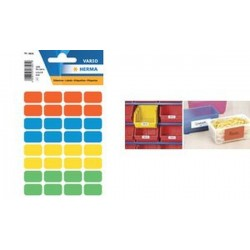 HERMA Étiquettes multi-usages, 12 x 19 mm, rouge