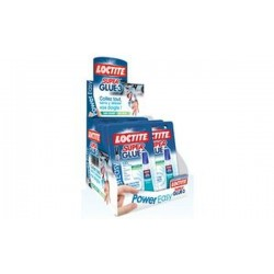 LOCTITE Colle universelle Super Glue 3 Power Easy