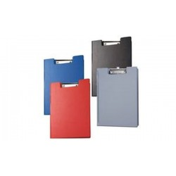 MAUL Porte blocs avec film de protection, format A4, rouge,
