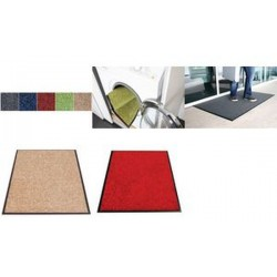 miltex Tapis anti-salissure Eazycare, 1.200x 1.800 mm, rouge