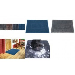 miltex Tapis anit-salissure Step In, 570 x 860 mm, bleu