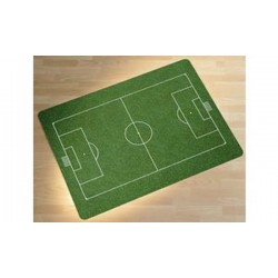 "RS-Office 'dition color tapis de sol ""terrain de foot"""