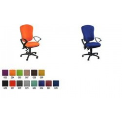 "Topstar Fauteuil de bureau ""Point 80"", orange"