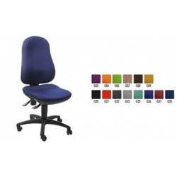 "Topstar Fauteuil de bureau ""Point 70"", bleu royal"