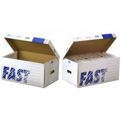 FAST Container standard avec couvercle rabattable