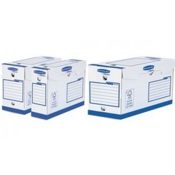 Fellowes BANKERS BOX Basic Boîte d'archives Heavy Duty A4+