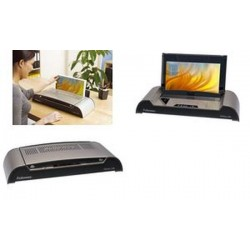 Fellowes Thermorelieur Helios 60, anthracite/argent
