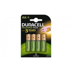 DURACELL Pile nickel-hydrure m'tallique RECHARGEABLE,