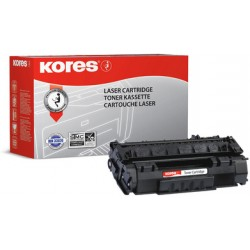 Kores Toner G1218RBB remplace hp CC531A/Canon 718C, cyan