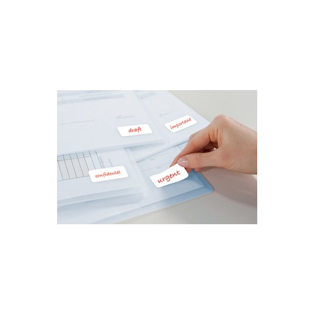 AVERY Zweckform Étiquettes multi-usages, 18 x 12 mm, blanc,